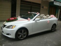 thuê xe hoa lexus