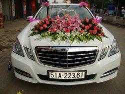 thuê xe hoa mer E250