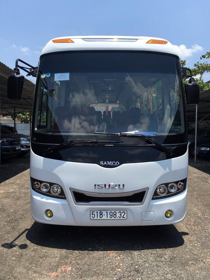 Dịch vụ thuê xe du lịch 29 chỗ giá rẻ tại TPHCM